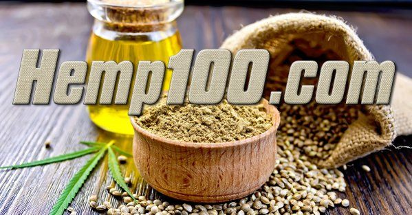Hemp100.com is on sale