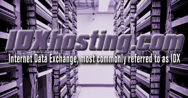 IDXhosting.com is on sale