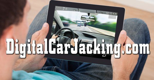 DigitalCarJacking.com is on sale