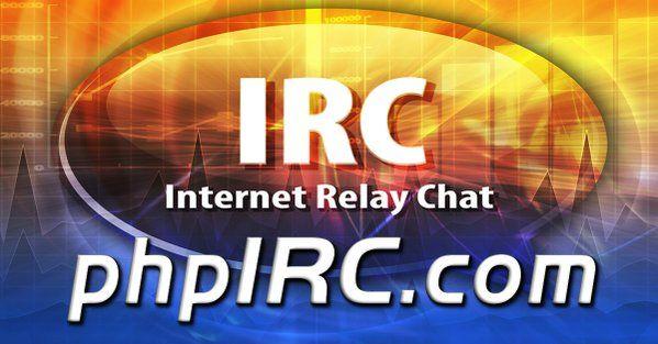 phpIRC.com is on sale
