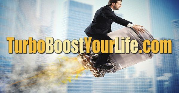 TurboBoostYourLife.com is on sale